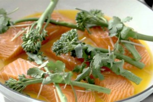 Cook Citrus Salmon with Curtis Stone