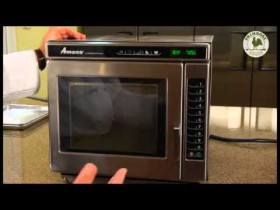 Amana Microwave RC30S2 Overview Video