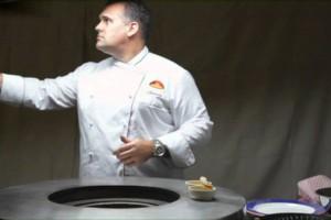 Beech – Cooking Naan Bread in a Tandoor Oven