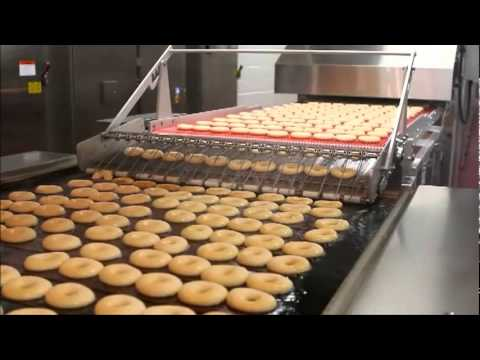 Belshaw – High Volume Industrial Donut Line