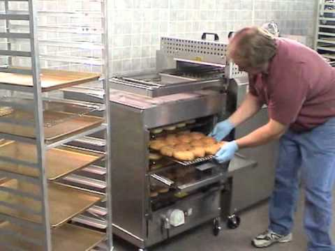 Belshaw – TG50 Frozen Donut System