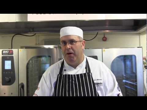 BKI – Cooking in Pressure Fryer