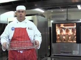 BKI MNK Rotisserie Oven Video Demo
