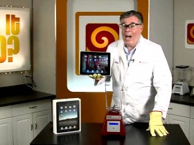 Blendtec – Blending your Apple iPad