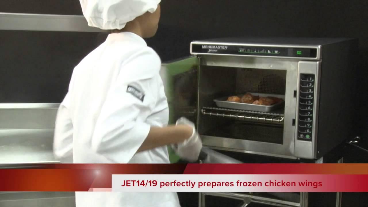 Menumaster JET Cooking Video