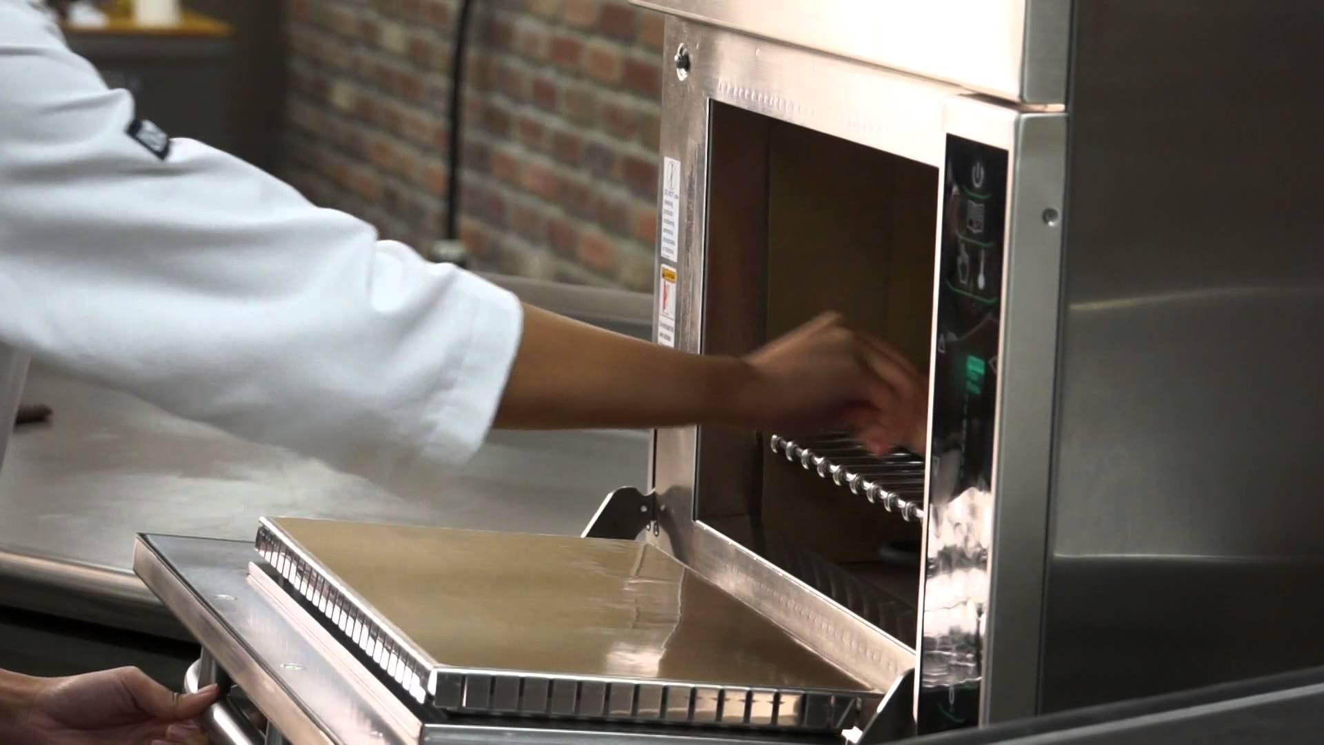 Menumaster MXP Cooking Video