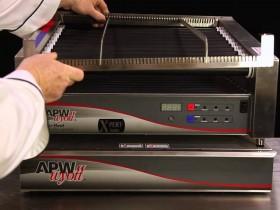 APW Wyott – Digital HotRod Roller Grills