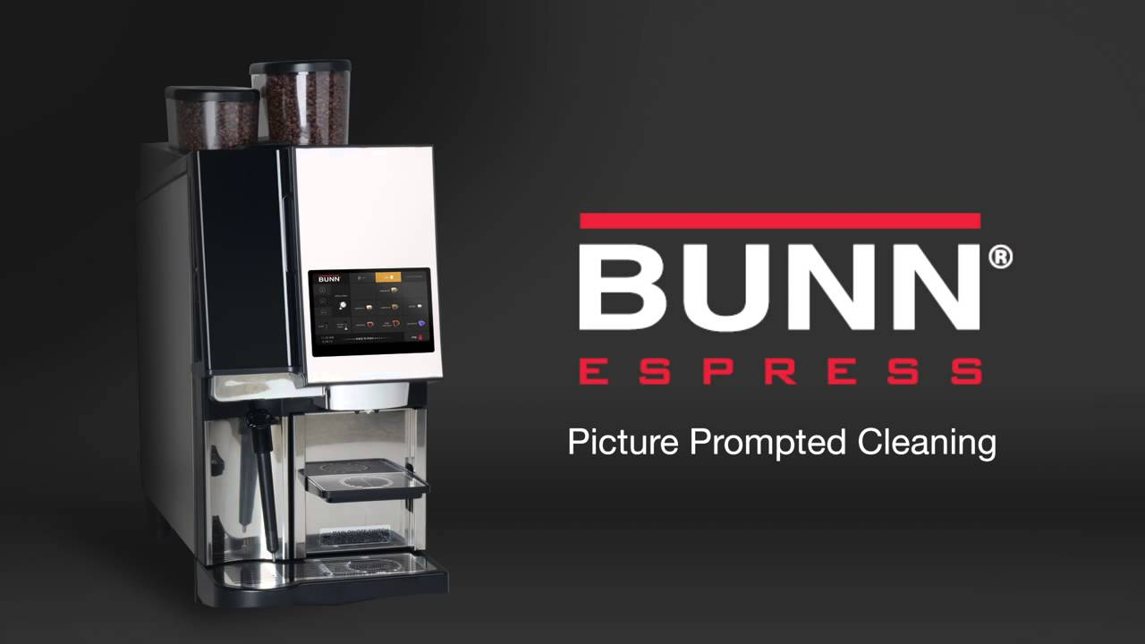 Bunn – Winning Espresso Program