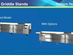 Continental – Prep Table Solutions