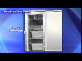 Continental – Slim Line Freezer