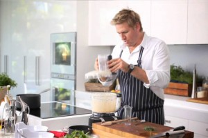 Curtis Stone – Making a Tarragon Vinaigrette