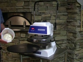 Doughpro – DP1100 Pizza Press Overview