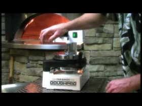 Doughpro – DP6008 Pizza Press Overview