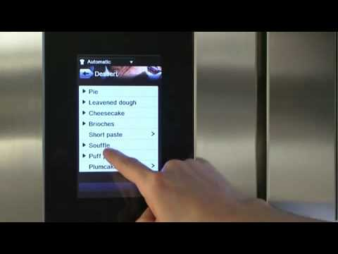 Electrolux – air-o-steam Oven Automatic Mode