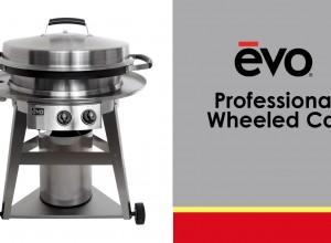 EVO – Professional Wheeled Cart