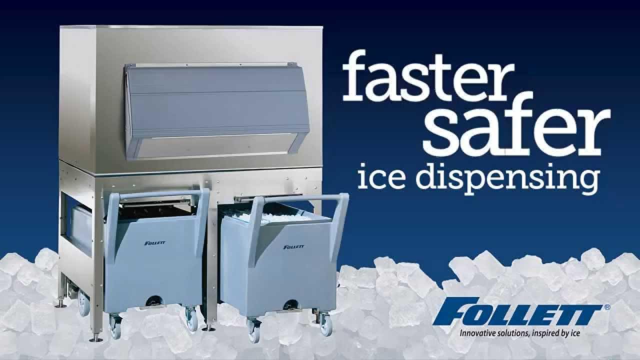Follett – Ice Storage and Transport bins