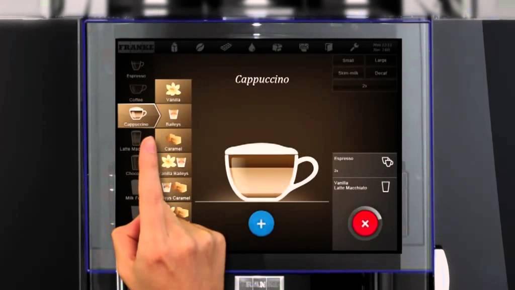 Franke – FoamMaster™ Espresso Machine