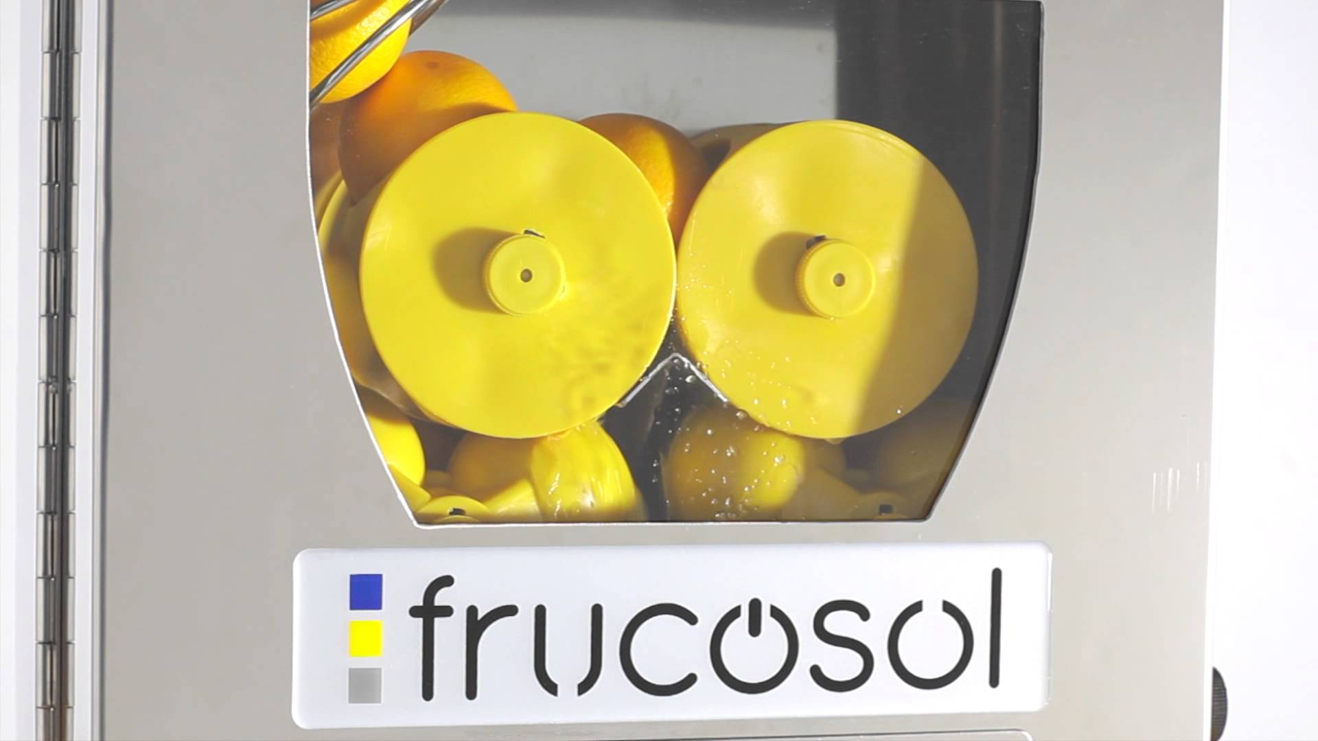 Frucosol – F50 Orange Juicer Machine