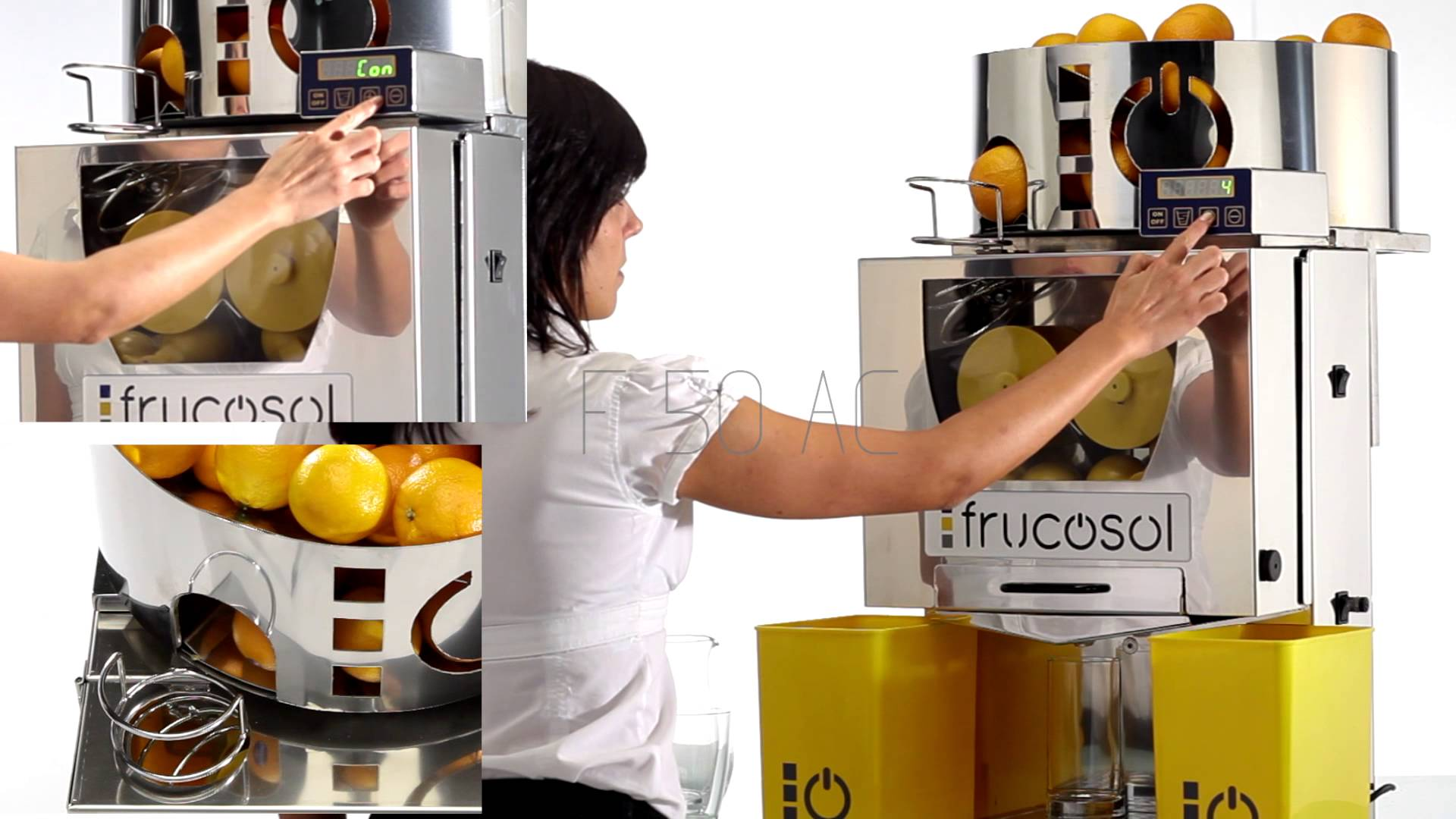 Frucosol – Orange Juicer Machine