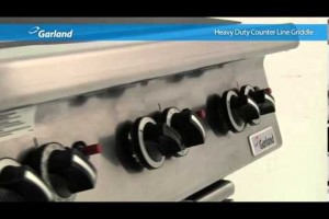 Garland – Heavy Duty Counter Cooking Line