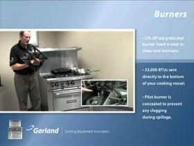 Garland – Restaurant Range Overview