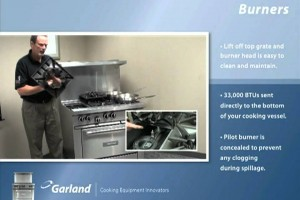 Garland – Restaurant Range Overview