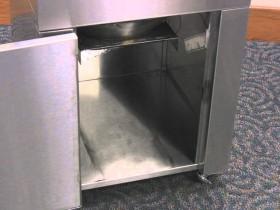 Glastender – Bottle Disintegration System