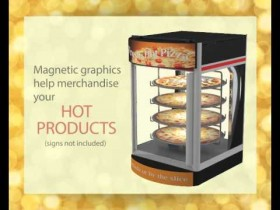 Hatco – Merchandiser Decorative Kit