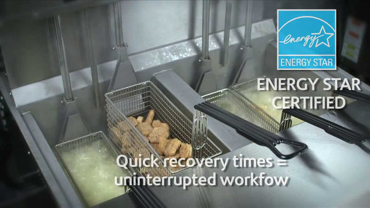 Henny Penny – 320 Series Open Fryers