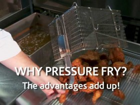 Henny Penny – PFE500-PFG600 Pressure Fryers