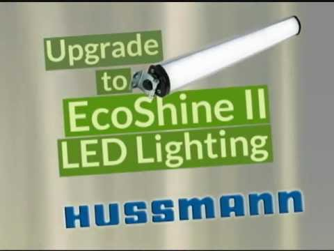 Hussmann – EcoShine II LED Lighting