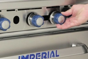 Imperial – IR Series Range Exterior Features