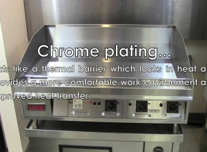 Lang – Benefits of Chrome Griddles