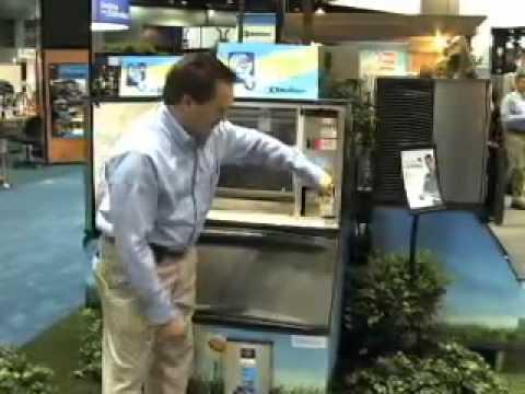 Manitowoc Ice – S-500 Series Machine