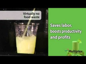 Multiplex – Blend-in-Cup Features