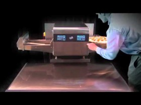Ovention – Matchbox Oven Features