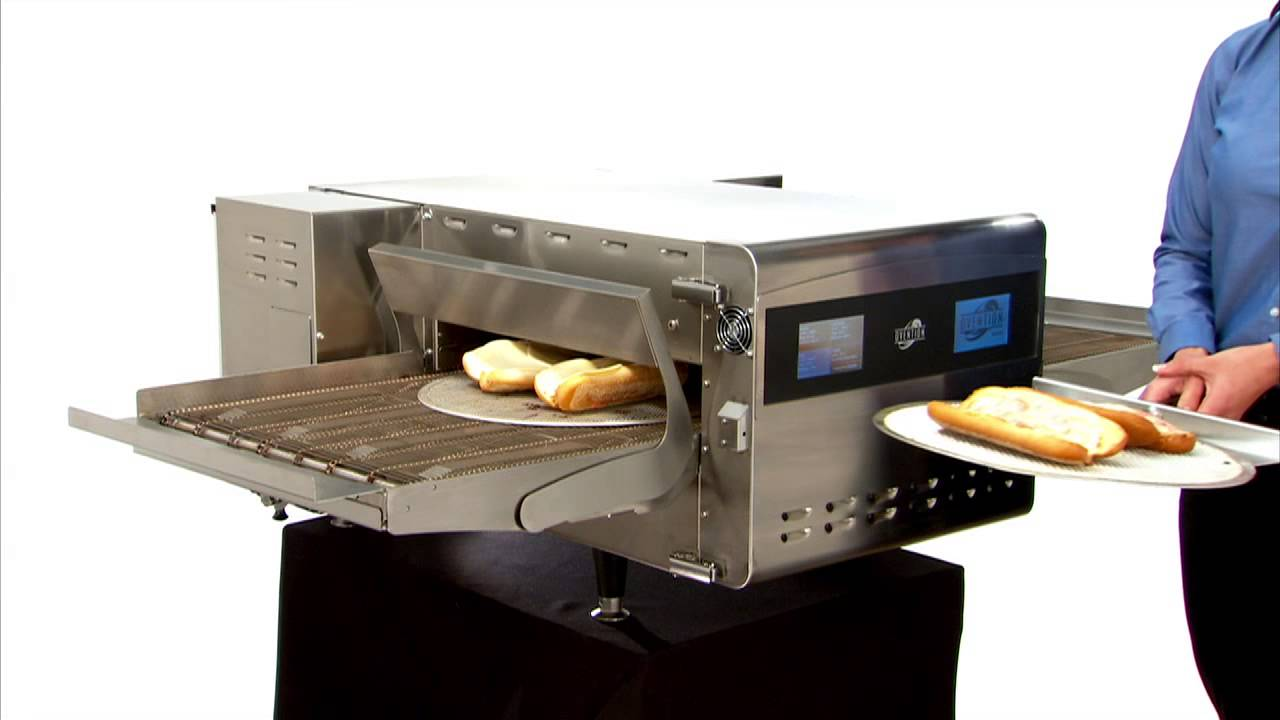 Ovention – Shuttle Oven Features