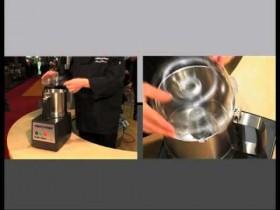 Robot Coupe – R301U Demonstration