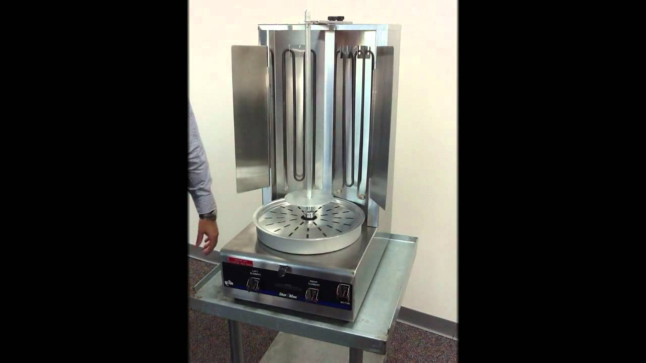 Star – Vertical Broiler Features