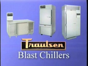Traulsen – RBC Series Blast Chillers