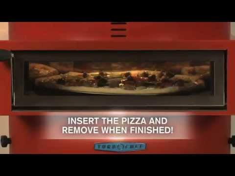 TurboChef – Fire Oven Features