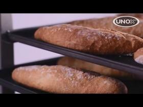 Unox – Baking Bread with BakerLux™