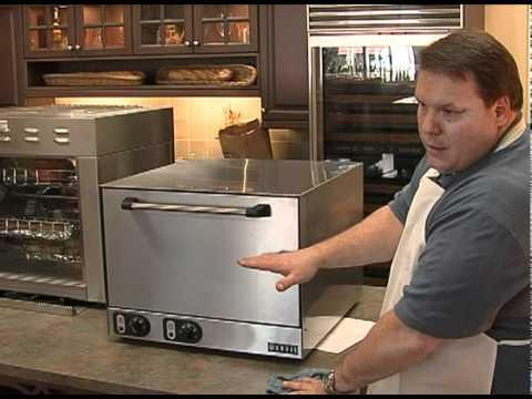 Vollrath – Pizza Oven Demonstration