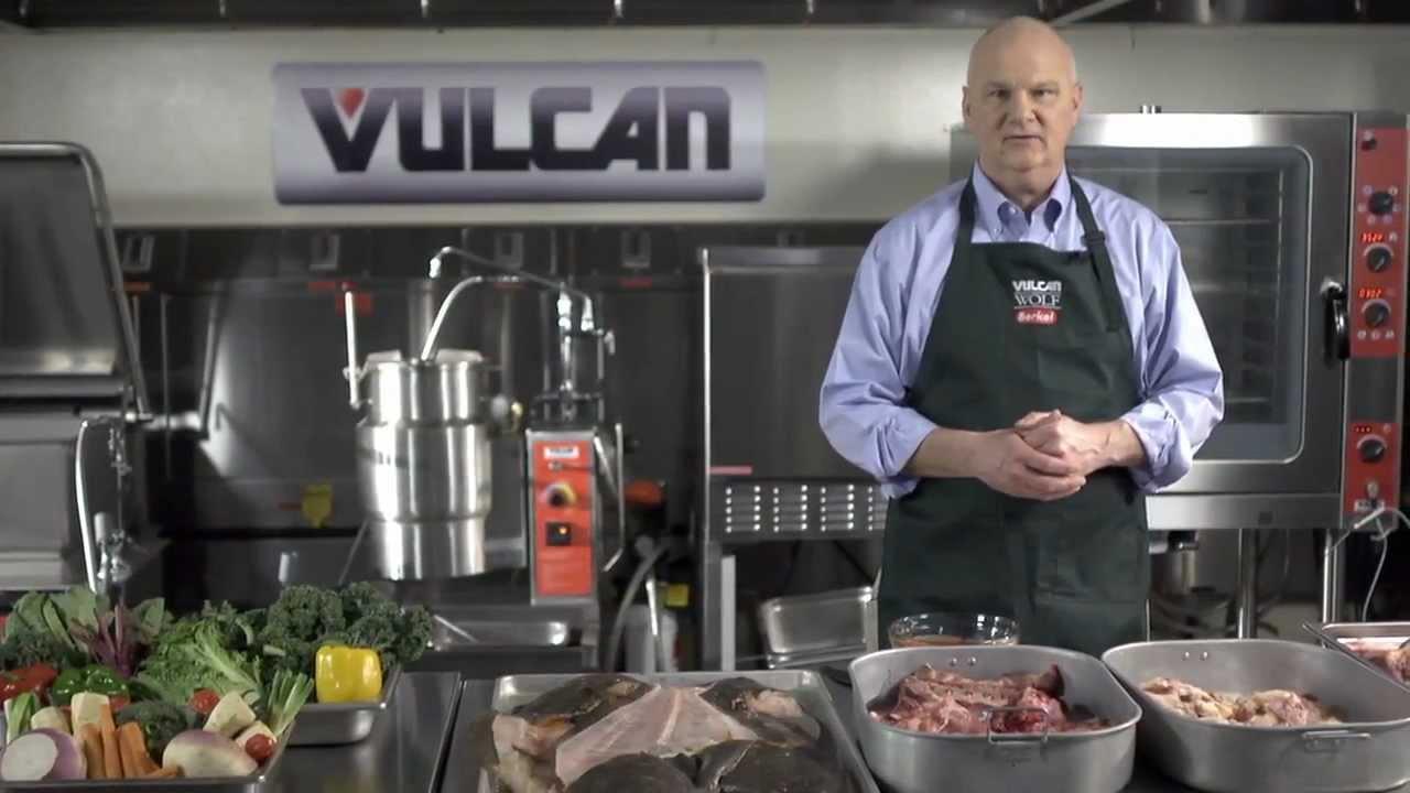 Vulcan – K Series Kettles Features