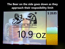 PourMyBeer – Self-service beer wall