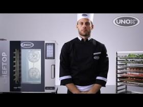 UNOX Maps™ Plus Combi Oven