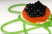 Molecular Gastronomy: Balsamic Vinegar Pearls